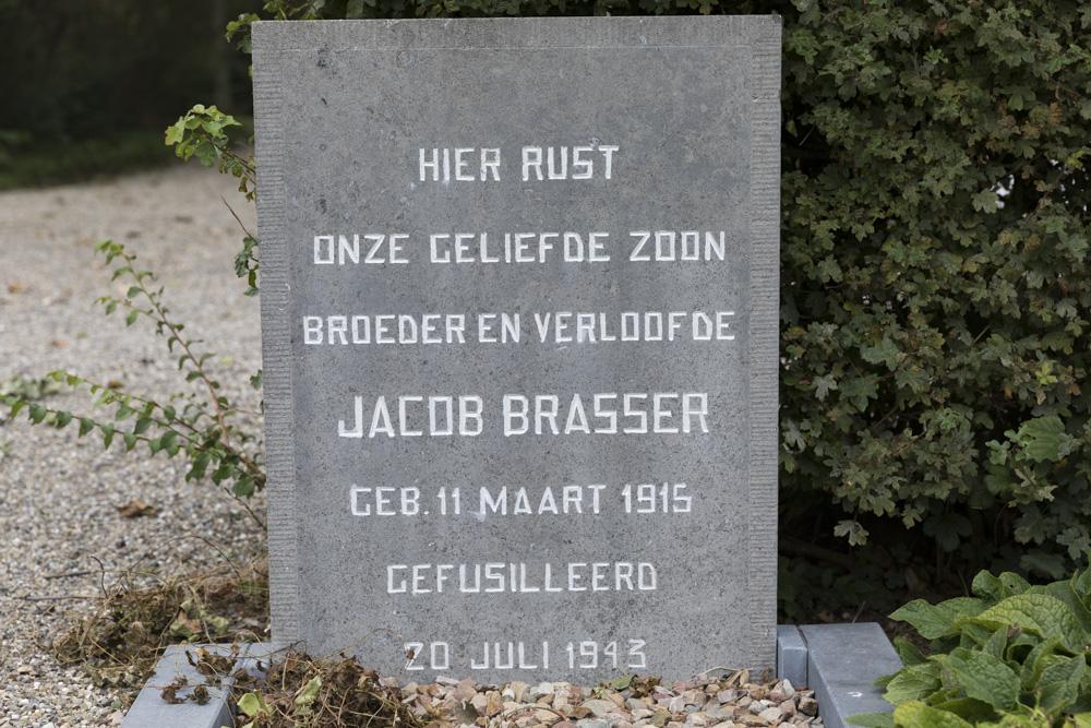 Nederlands Oorlogsgraf Westkapelle
