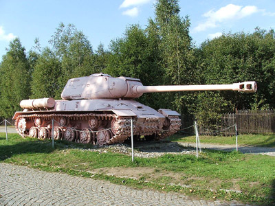 Military Technical Museum Lesany