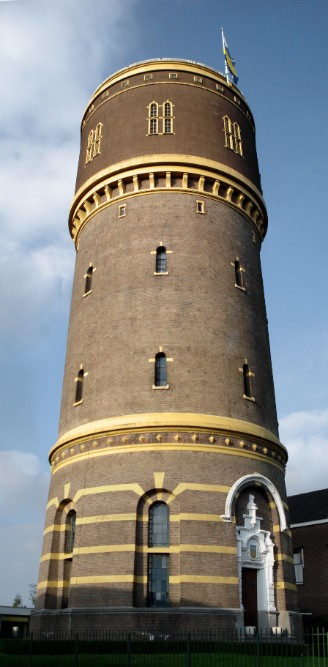 Water Tower Tilburg