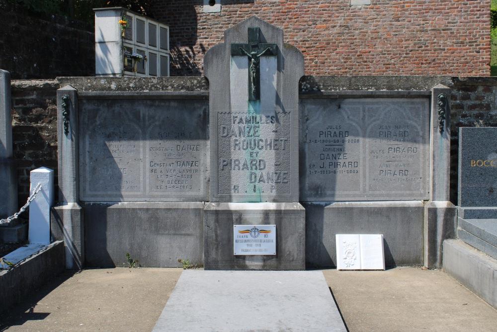 Graven Oudstrijders Oteppe