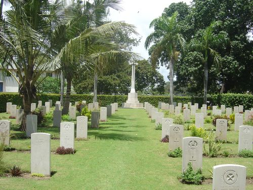 Oorlogsbegraafplaats van het Gemenebest Mombasa (Manyimbo)