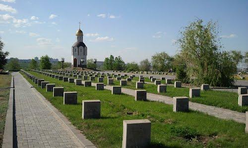 Russische Erebegraafplaats