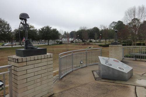 Monument Veteranen Alachua