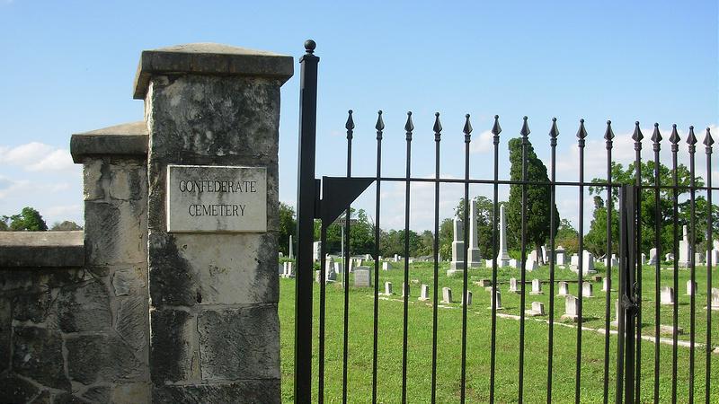Veterans Graves Confederate Cemetery