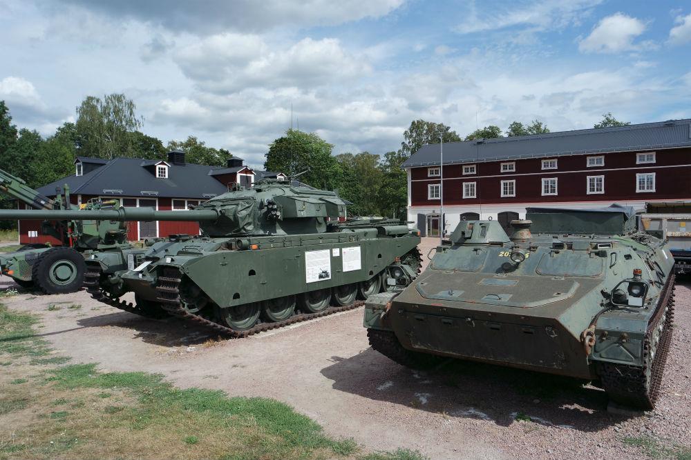 Bridagmuseum Karlstad