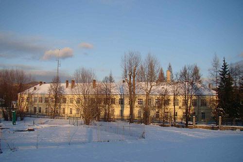 Former Military Barracks Stalag 327z/325z
