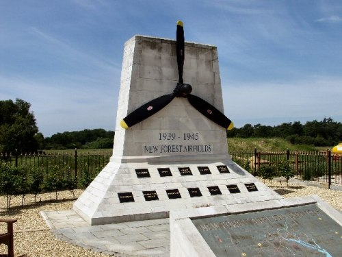 Memorial New Forest Airfields
