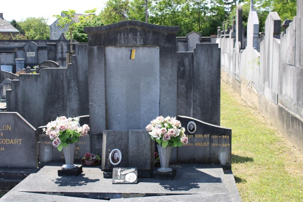 Belgische Oorlogsgraven Wanze