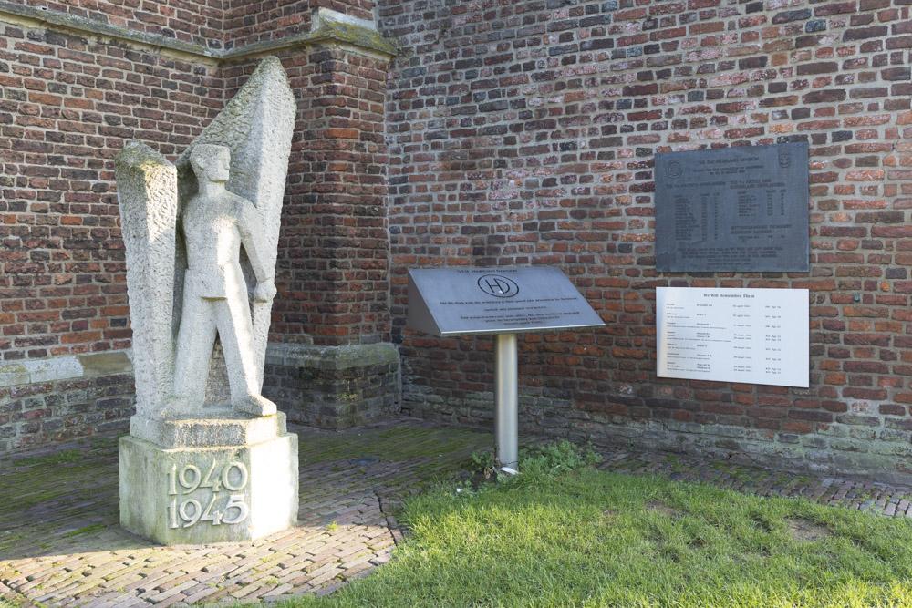 Remembrance Memorial 1940 - 1945 Dinxperlo