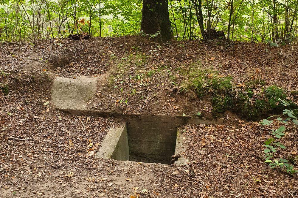 Maas-Rur-Stellung - Tobruk Bunker