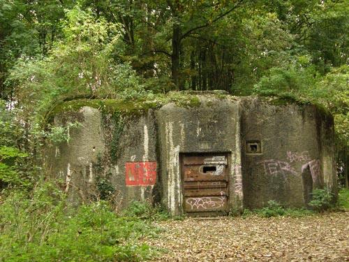 Maginotlinie - Bunker B303