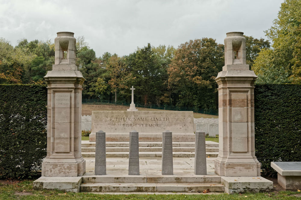 Commonwealth War Cemetery Coxyde