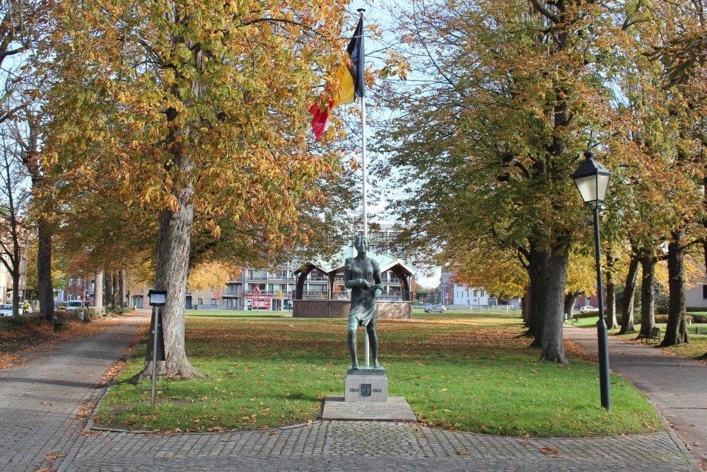 Monument Tweede Wereldoorlog Ronse
