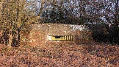 Pillbox Crookham Village