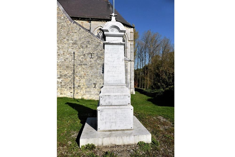 War Memorial Biesme