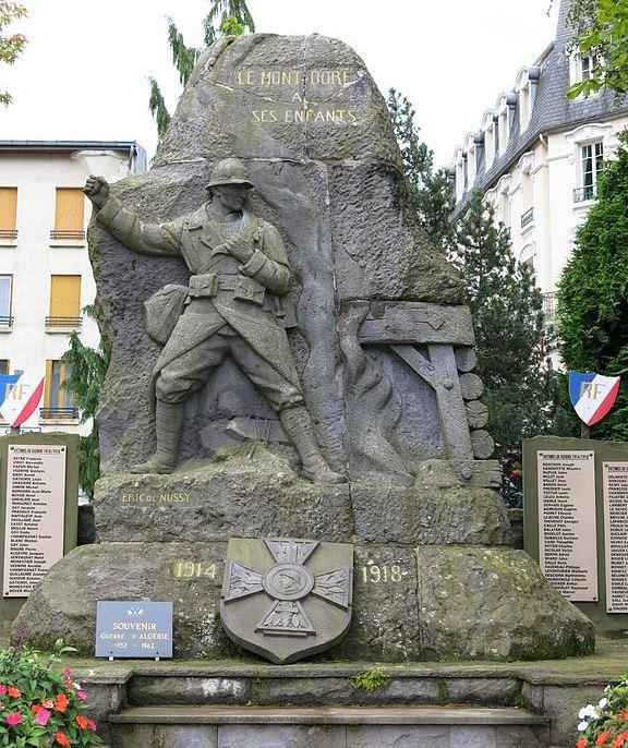 War Memorial Le Mont-Dore