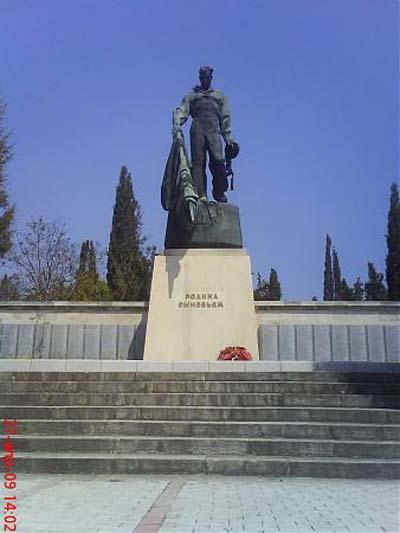 Soviet War Graves 1941-1944