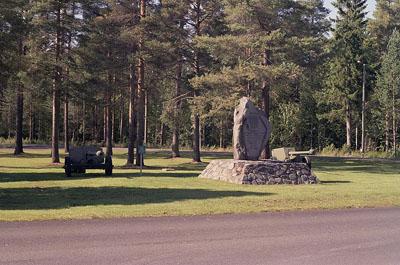 Pohja Brigade Monument