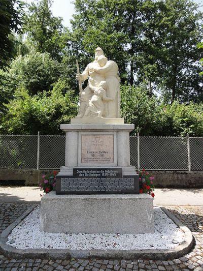 War Memorial Gallspach