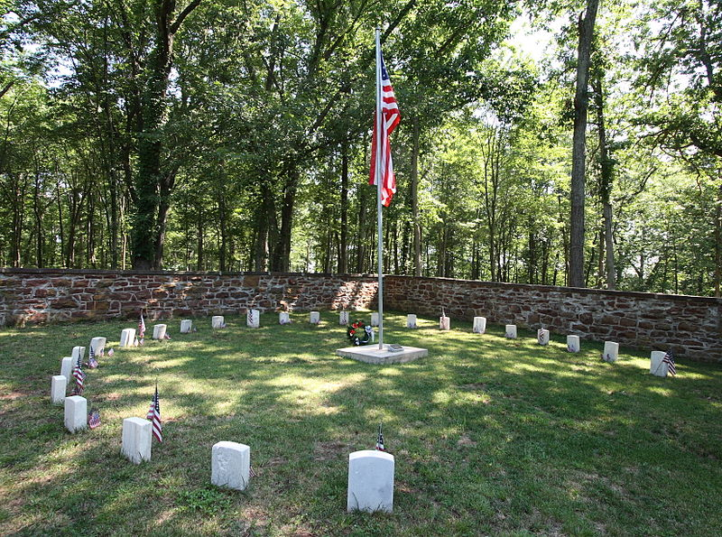 Ball's Bluff National Cemetery
