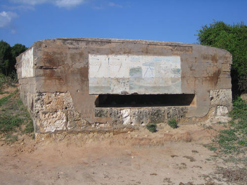 Spanish Pillbox Sa Coma