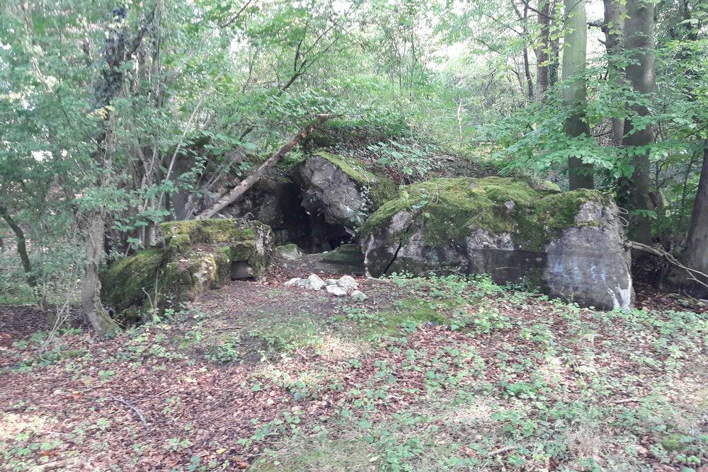 Westwall - Bunker No. 485 Regelbau 10 Gruppenunterstand