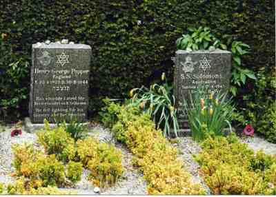 Commonwealth War Graves Malmo (Jewish Cemetery)