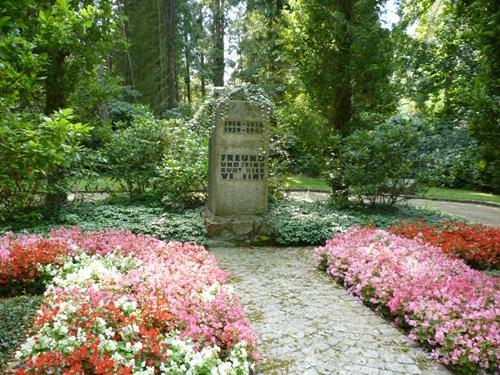 Memorial Rostock Cemetery