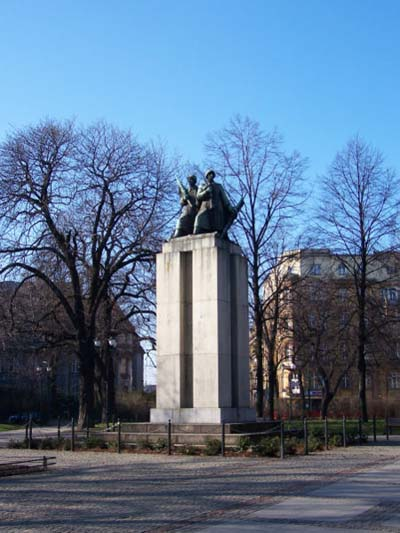 Liberation Memorial Katowice