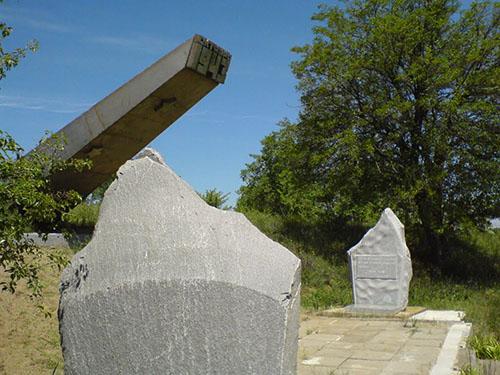 Massagraf Sovjet Soldaten