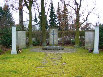 Duitse Oorlogsgraven Wolfhagen