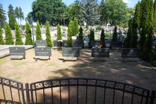 Poolse Oorlogsgraven Czaplinek