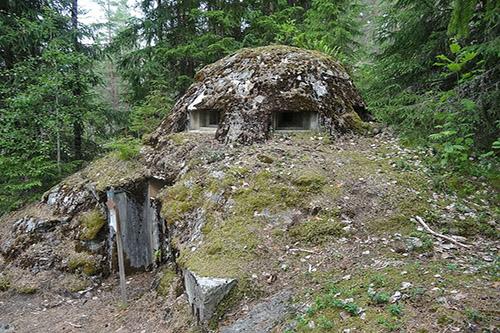 Bunkers Skans 153 Hultet