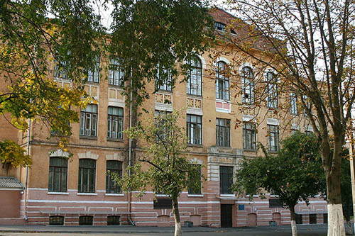 Former Headquarters 1st Czechoslovak Independent Brigade