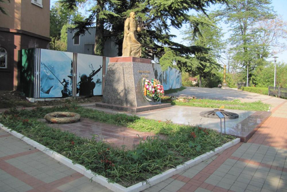 Soviet War Cemetery Tuapse