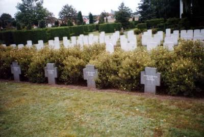 German War Graves Abenraa