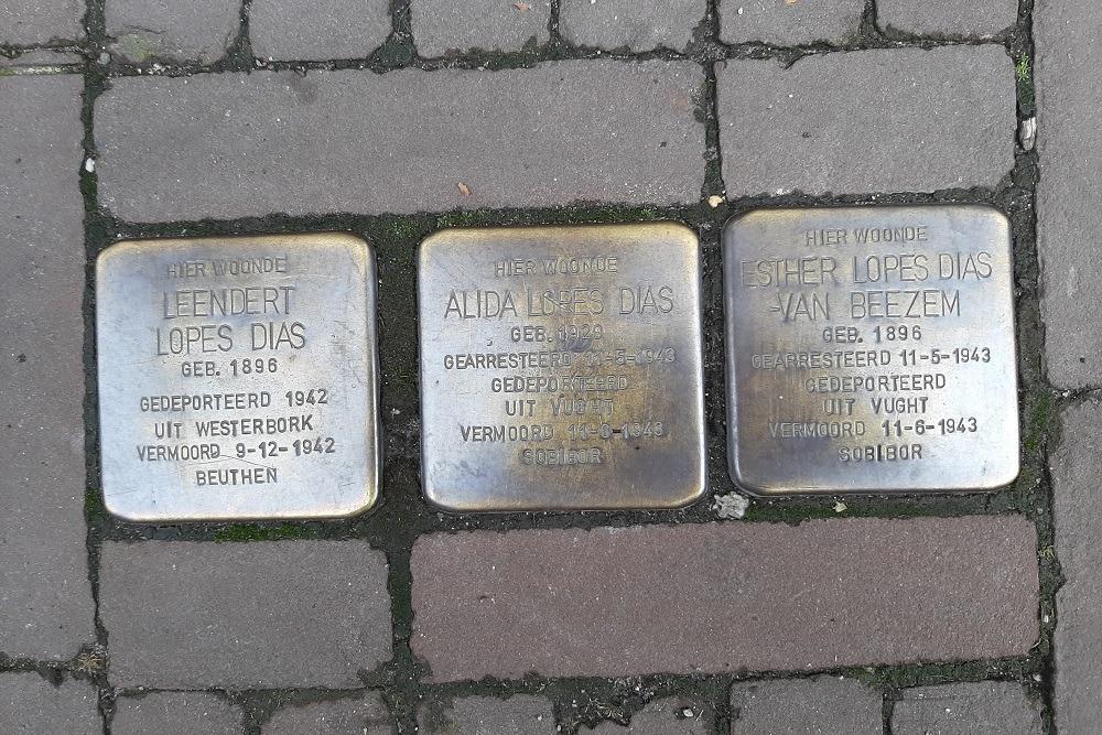 Stumbling Stones Govert Flinckstraat 265