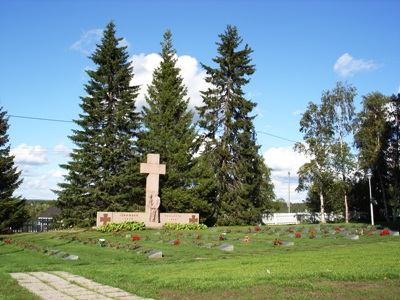 Finse Oorlogsgraven Muonio