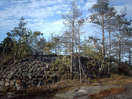Krepost Sveaborg - Forteiland Pihlajasaari