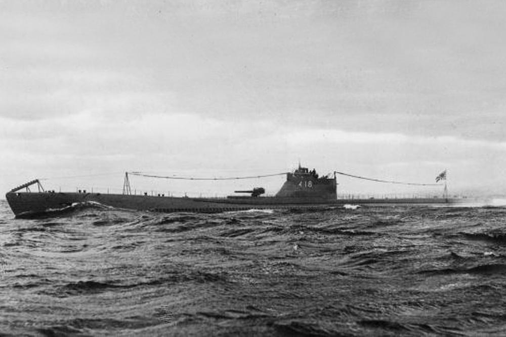 Shipwreck HIJMS I-16