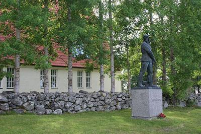 Finse Oorlogsgraven Li