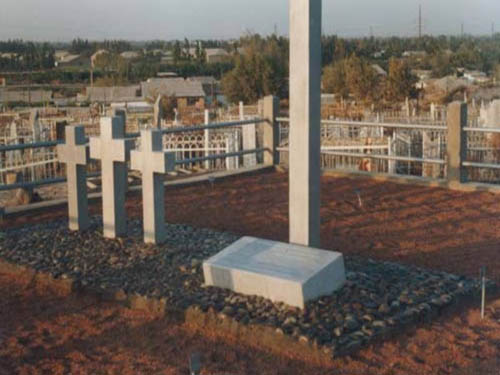 German War Graves Bekobod