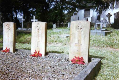 Commonwealth War Graves Nuwara Eliya