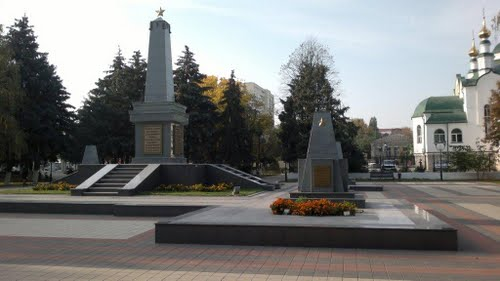 Mass Grave Soviet Soldiers Armavir 1942-1943