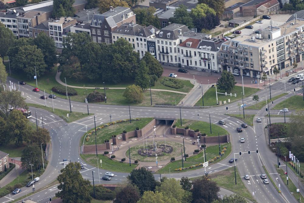Airborne Monument Berenkuil Arnhem