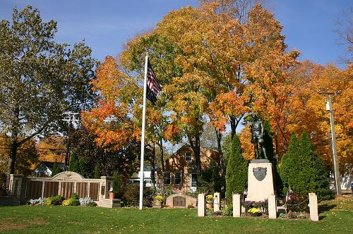 Veterans Memorial Westport