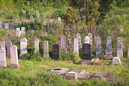 Jewish Cemetery (Mass Grave Victims Holocaust)