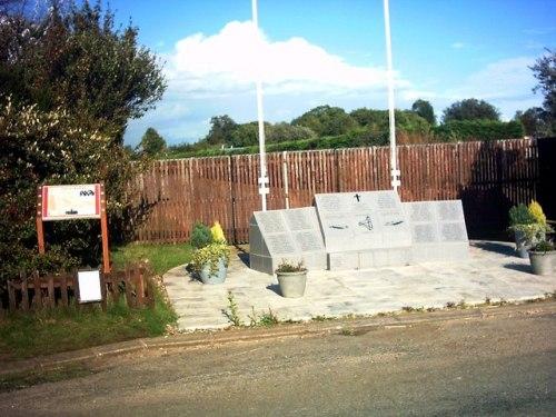 Memorial Leiston Airfield, Station 373