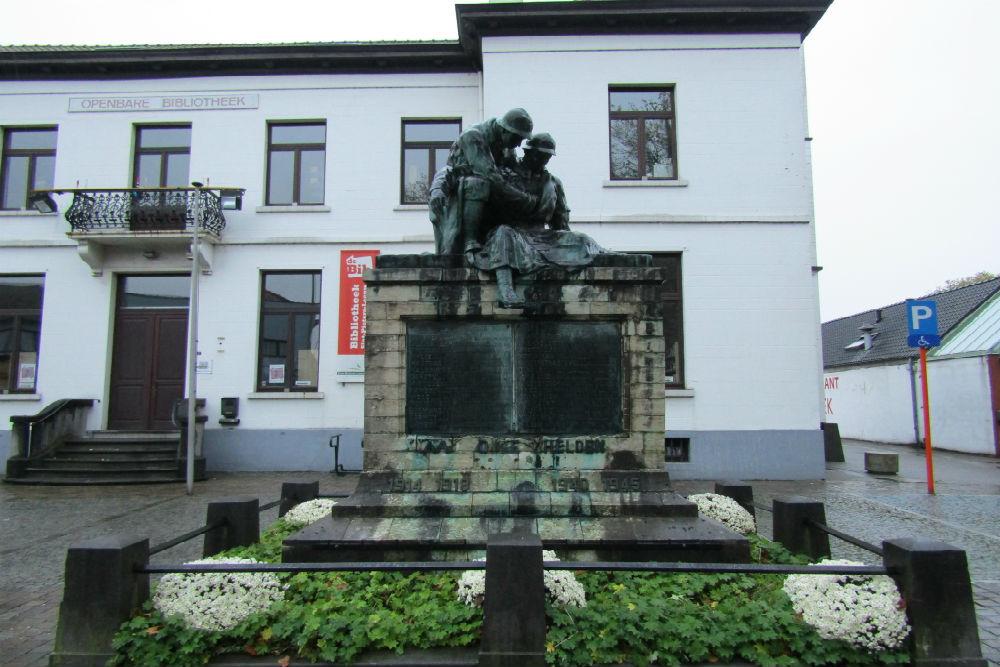 War Memorial Sint-Pieters-Leeuw