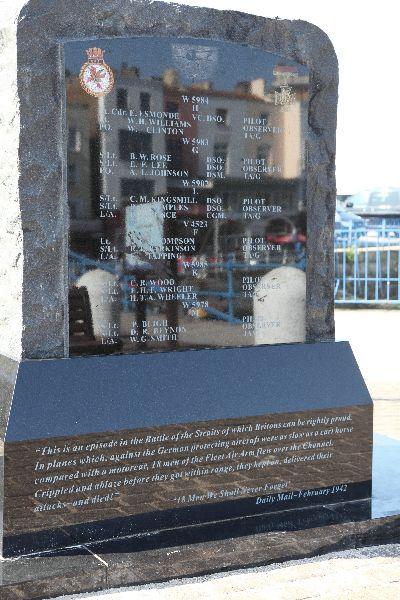 Channel Dash Monument